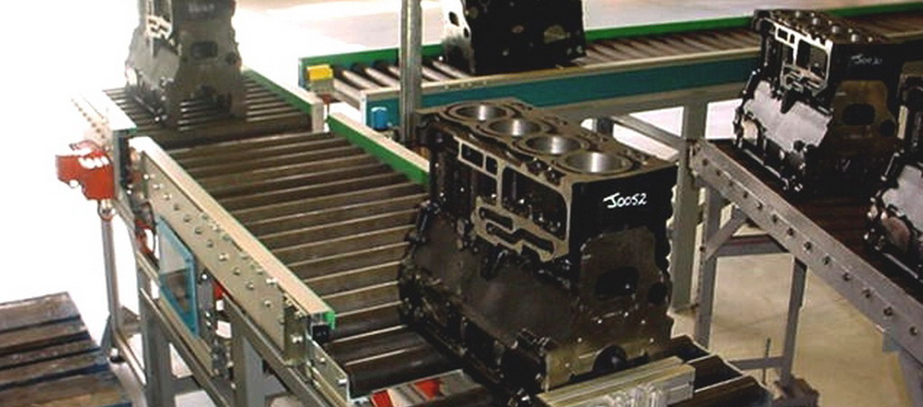 Automotive Industry Conveyors
